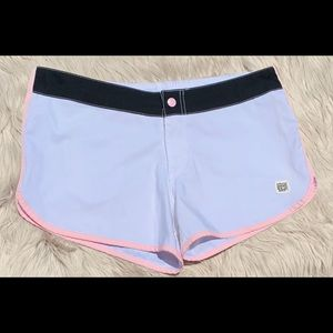 Volcom Swim Shorts White